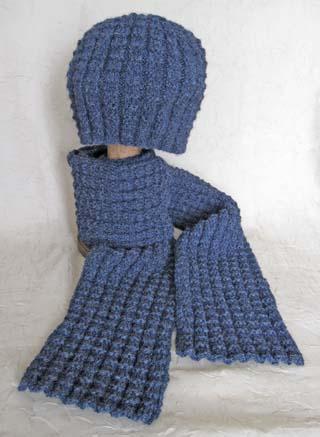 Knitting Pattern Baby Hat Worsted Weight Yarn : LisaKnits